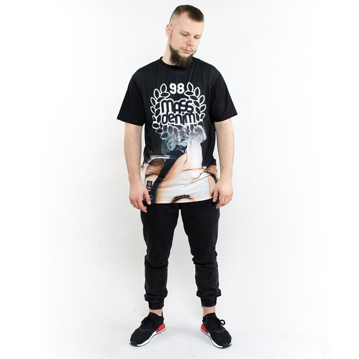 Mass Denim t-shirt Ecstasy black