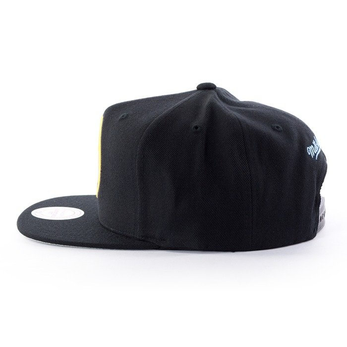 Mitchell and Ness snapback Easy Three Digital XL Denver Nuggets black