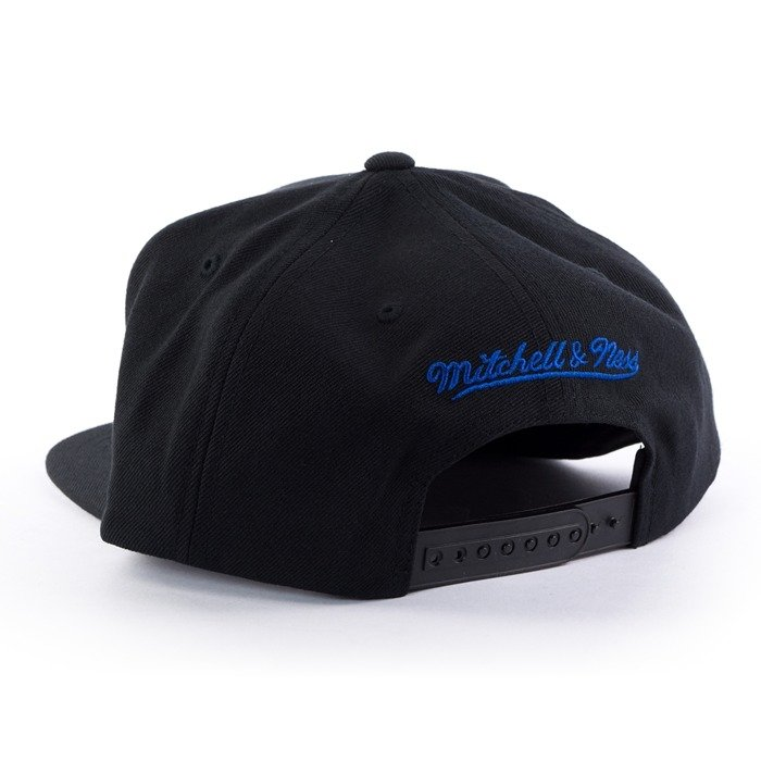 Mitchell and Ness snapback Easy Three Digital XL Golden State Warriors black