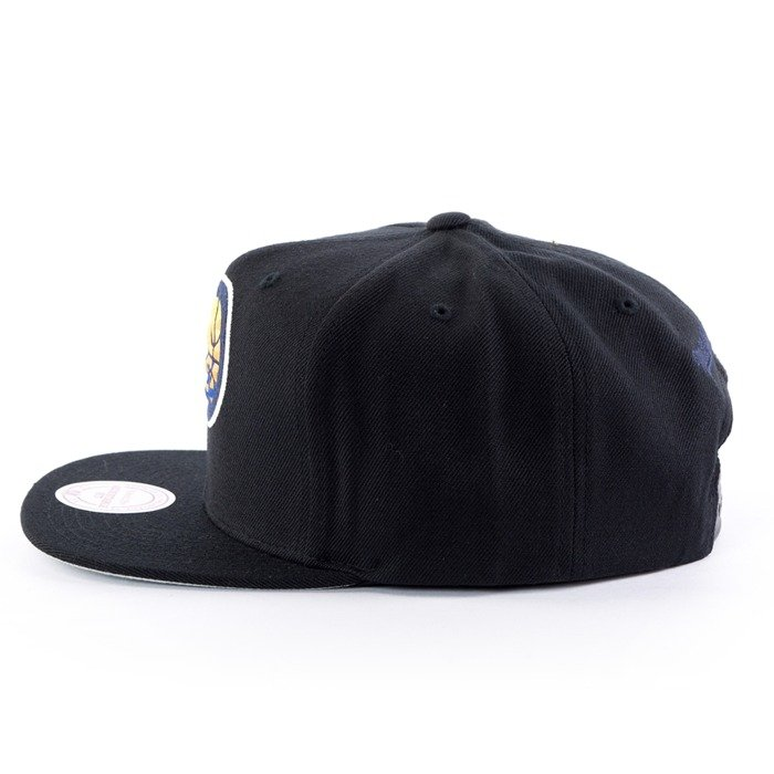 88911899b2c Click to zoom · Mitchell and Ness snapback Easy Three Digital XL Indiana  Pacers black