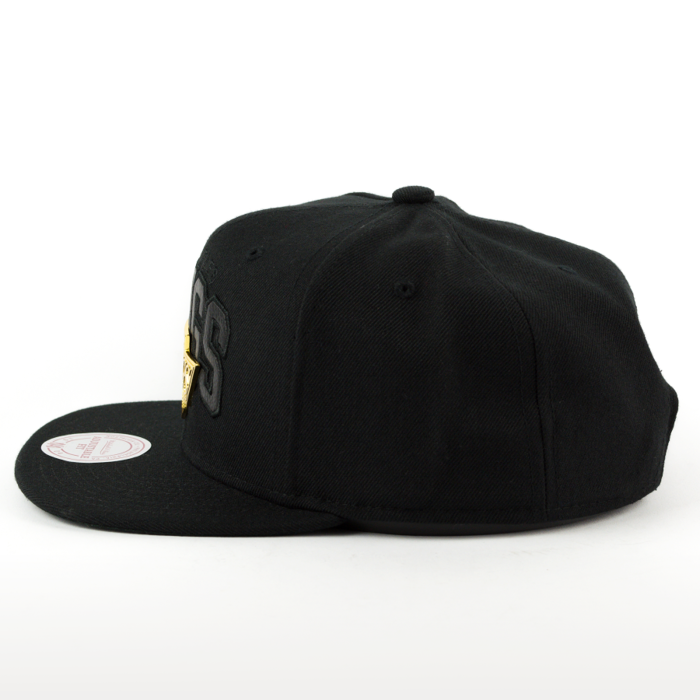 Mitchell and Ness snapback Lux Arch Los Angeles Kings black