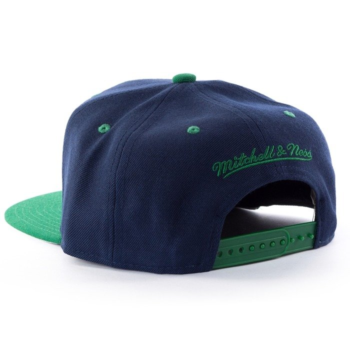 Mitchell and Ness snapback Team Arch Mavericks navy