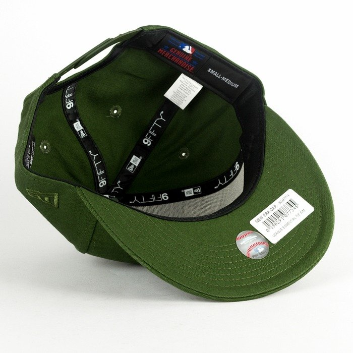 New Era snapback League Essential New York Yankees green 9FIFTY