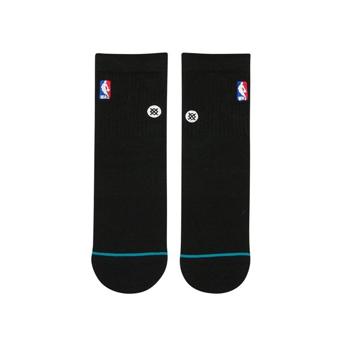 Stance socks NBA Logoman QTR black