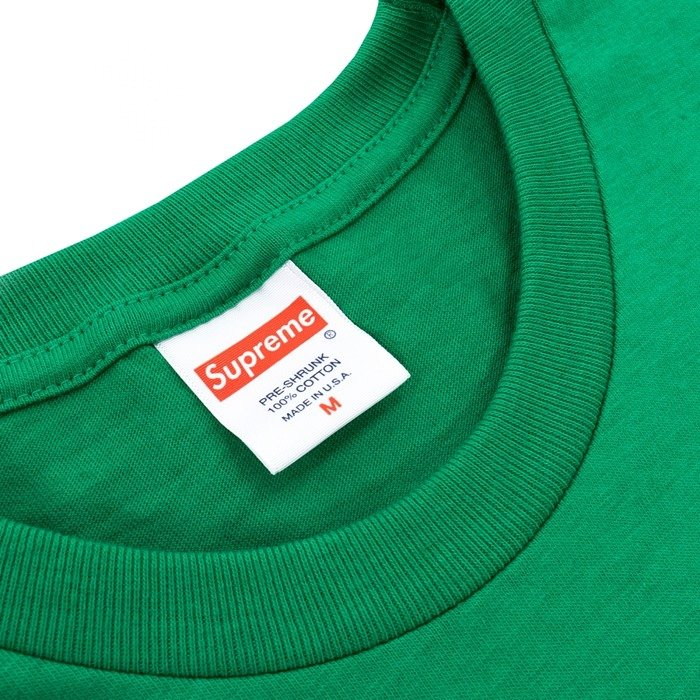 Supreme t-shirt Dog Shit Tee green
