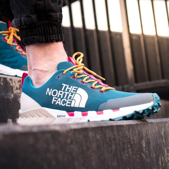 The North Face M Spreva Pop QS crystal blue / speckle grey (T947GYKG3)