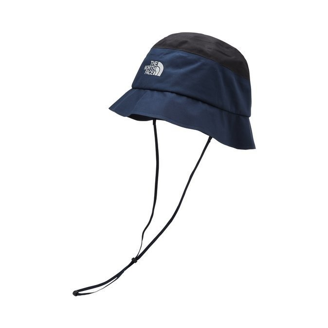 Click to zoom · The North Face bucket hat Goretex tnf black   urban navy 8e03a732911