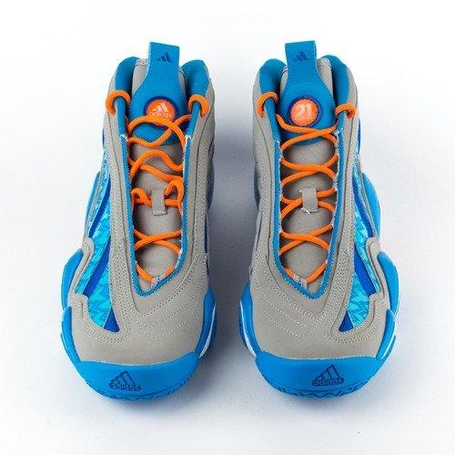 size 40 74a27 5f87b Adidas Originals Crazy 97 Iman Shumpert grey  blue  orange (