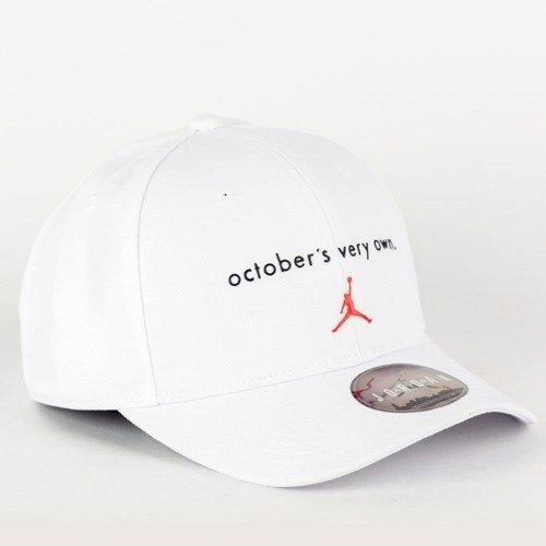 Air Jordan OVO dad cap white   gold (872841-100) TM  2e2c4330192
