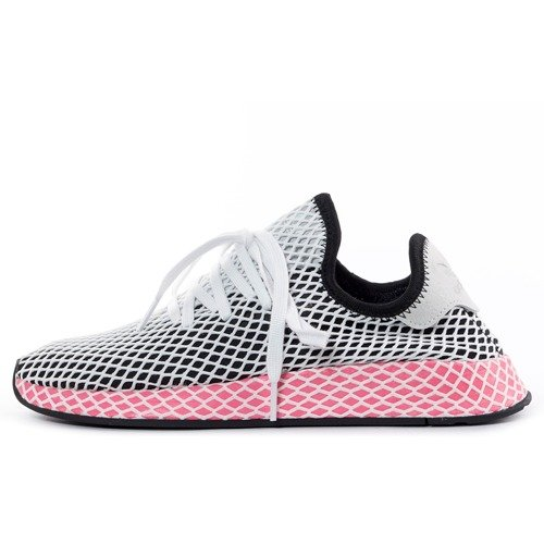 a9781cb1876e4 ... Adidas Originals Deerupt Runner black   core black   chalk pink (CQ2909)  Click to zoom. 1