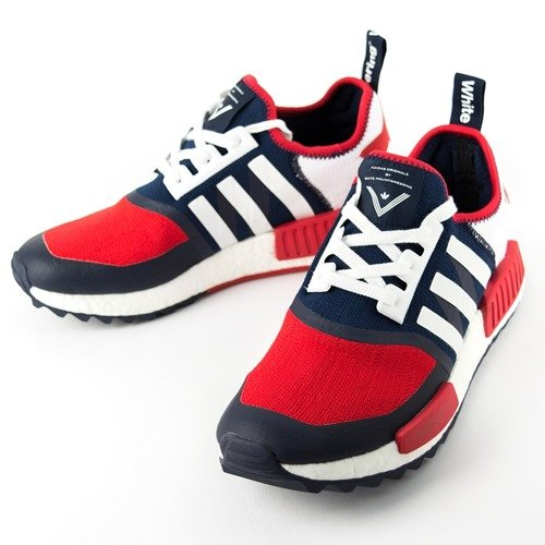 09c8b91592298 ... Adidas Originals x White Mountaineering NMD Trail PK collegiate navy    footwear white BA7519 Click to zoom. 1