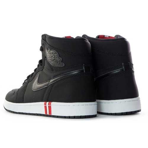 4fe31a7b10e9 ... Air Jordan 1 Retro x Paris Saint-Germain black ( AR3254-001) TM Click  to zoom. 1