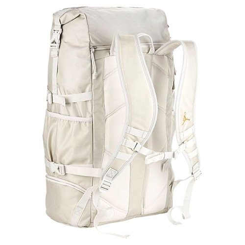 Air Jordan Backpack White With Gold   ESCP c978aa2fdd