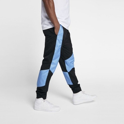 cd2009eb56c Air Jordan sweatpants Wings Woven black / blue (843102-013) | Pants ...
