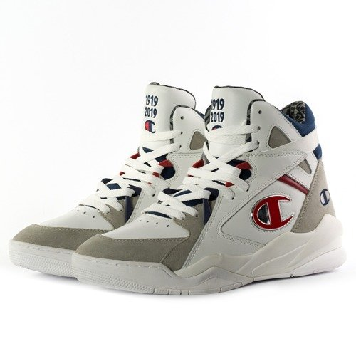 e55b3a691 ... Champion High Cut Shoe Zone Top Century white (S20855-WW001) Click to  zoom. 1