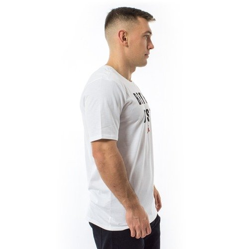 a1d705b03f62a9 ... Jordan t-shirt Beat The Best Dri Fit white (886120-100) Click to zoom. 1