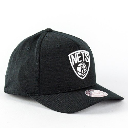 uk availability 4ec71 48eaf ... Mitchell and Ness dad cap Black and White Arch Brooklyn Nets black  Click to zoom. 1