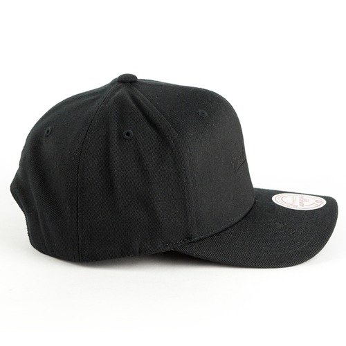 5824ef71eee Mitchell and Ness dad cap Tonal Logo High Crown 110 M N Logo black ...