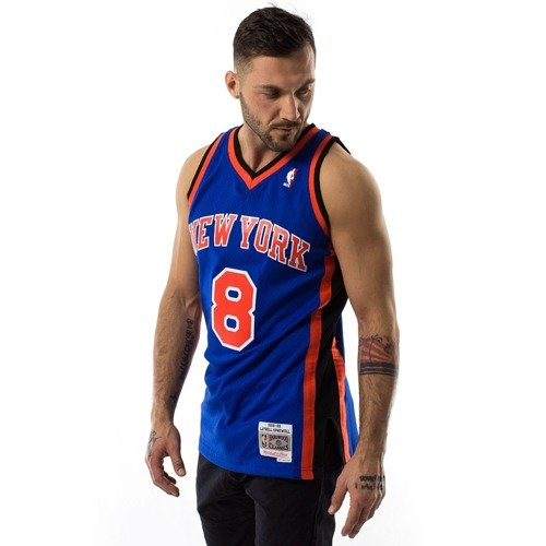 a86649303 ... jersey New York Knicks Latrell Sprewell 1998-99 royal Click to zoom. 1
