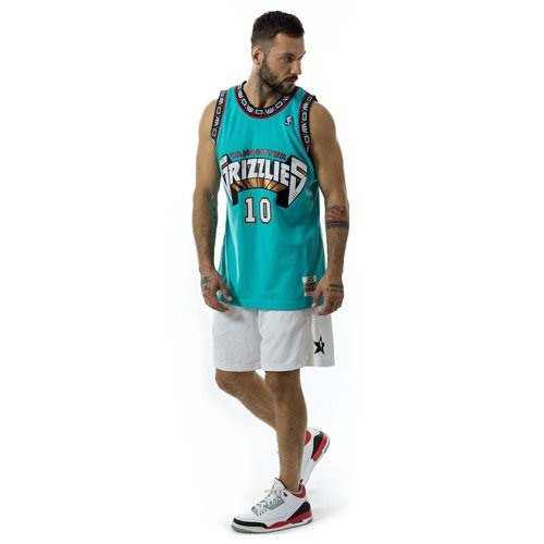 fb3e6751 ... Mitchell and Ness swingman jersey Vancouver Grizzlies Mike Bibby 1998-99  teal Click to zoom. 1