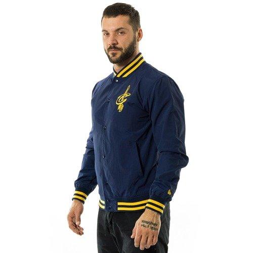 d29ca134192 ... New Era jacket NBA Team Pop Logo Varsity Cleveland Cavaliers navy Click  to zoom. 1
