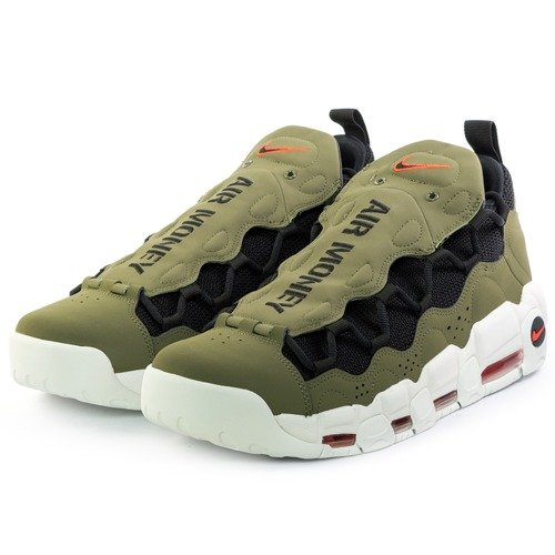 fc2d43bc1a ... Nike Air More Money medium olive / black (AJ2998-200) Click to zoom. 1