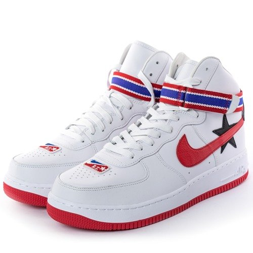 finest selection b1a23 0f890 ... Nike Lab x Riccardo Tisci Air Force 1 High white (AQ3366-100) Click to  zoom. 1