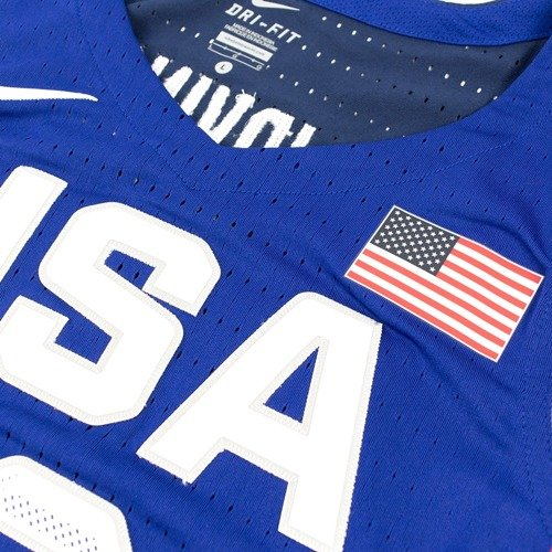 ... Nike jersey Vapor USAB Authentic Kyrie Irving navy (749968-458) Click  to zoom. 1 7b4fe8f1f