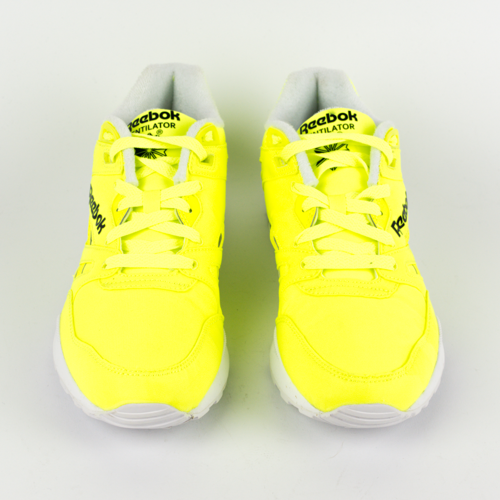 be913affea46 ... Reebok Classic VENTILATOR DG solar yellow   white   black (M46607)  Click to zoom. 1