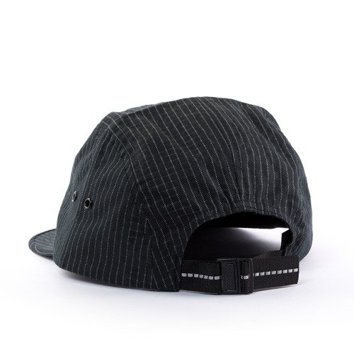 e0328d69988 ... Supreme 5-panel Overdyed Ripstop Camp Cap black Click to zoom. 1