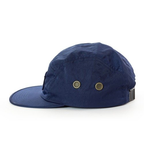 a8513e9a5f5 ... Supreme 5-panel Washed Nylon Camp Cap navy Click to zoom. 1