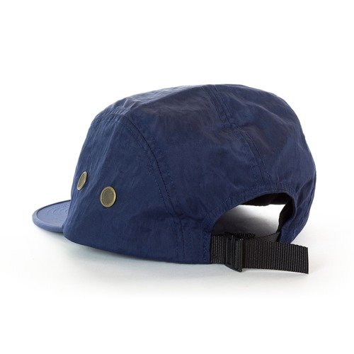 c6fc56587fc ... Supreme 5-panel Washed Nylon Camp Cap navy Click to zoom. 1