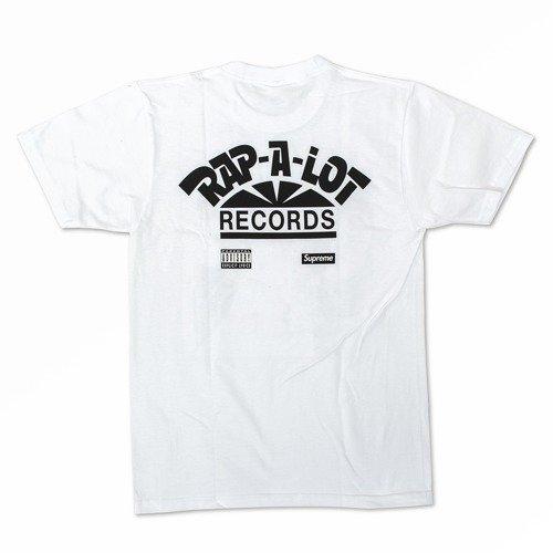 0e8ecd850ae Supreme t-shirt Rap-A-Lot Geto Boys Tee white