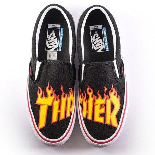51646e61954b Vans x Thrasher Slip On Pro black (VA347VOTE) TM
