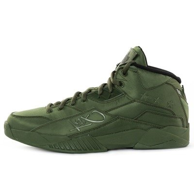 682d67bc Buty do koszykówki K1X x Alpha Industries Anti Gravity sage green  (1153-0400-