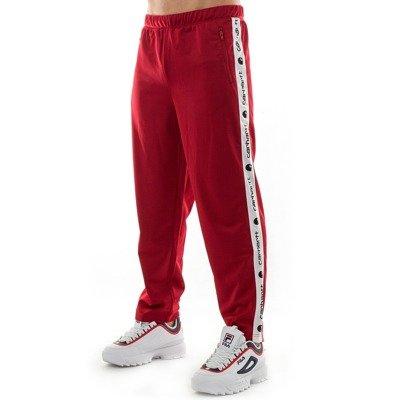 2d0bc86ba Spodnie dresowe Carhartt WIP Goodwin Track Pants cardinal / white