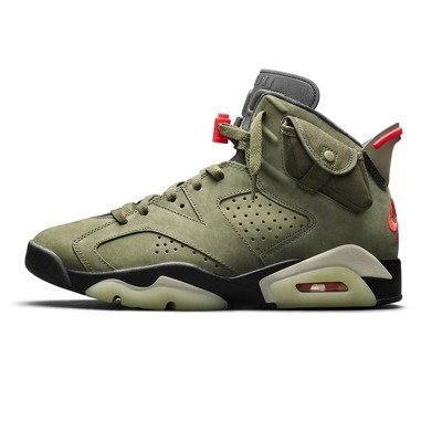 2020 Travis Scott x Air Jordan 6 Yellow To Buy CN1084 300