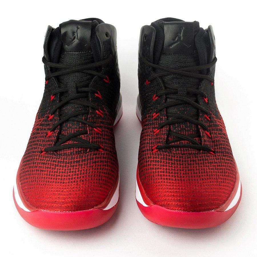Buty do koszykówki Air Jordan XXXI Banned black university