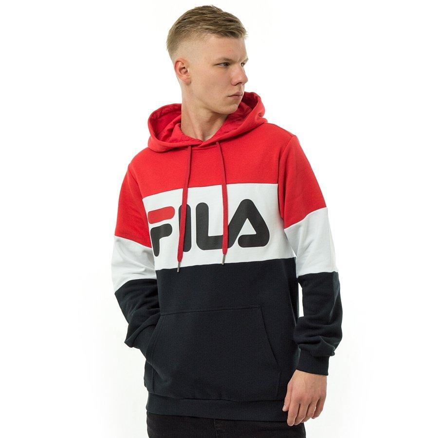 Bluzy męskie Fila   S'portofino