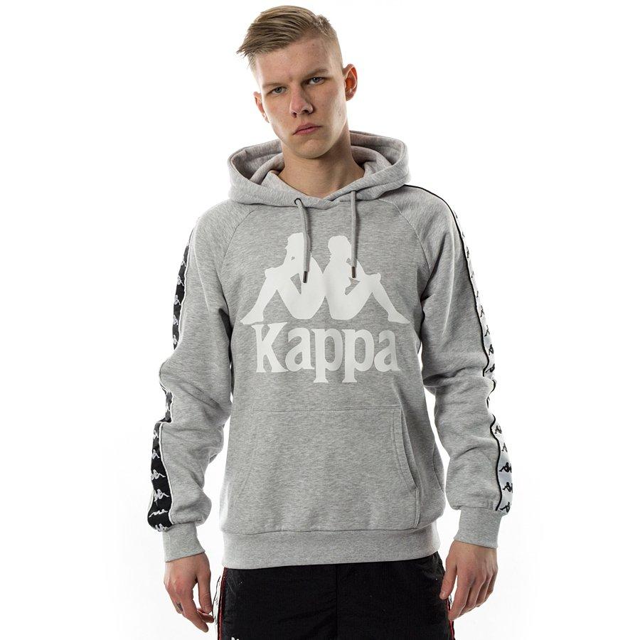 dostać nowe jakość w sprzedaży hurtowej Bluza męska z kapturem Kappa hoody Ernie grey melange