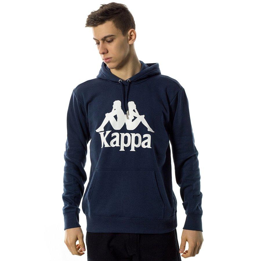 najlepszy wybór świetna jakość cała kolekcja Bluza męska z kapturem Kappa hoody Taino navy