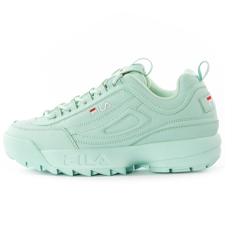 Buty damskie Fila Disruptor Low morning mist (1010302.50T)