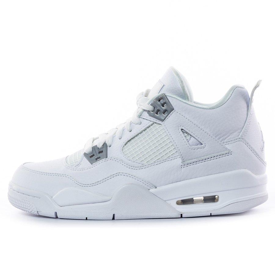 Buty damskie Jordan 4 Retro BS Pure Money white (408452-100) TM ... f4ac89401c9