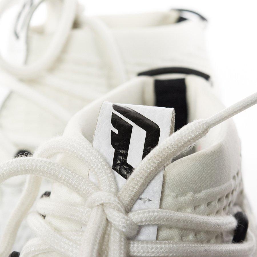 Buty do koszykówki Adidas Basketball Dame 4 white (AC8646)