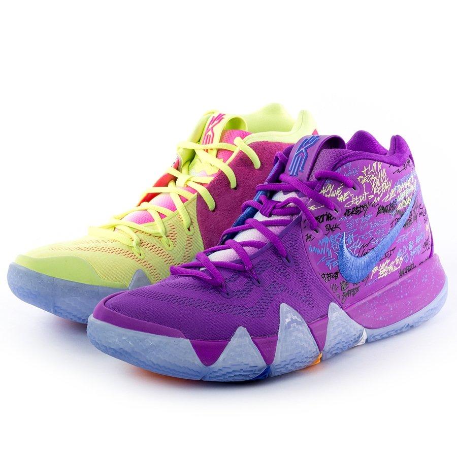 Buty do koszykówki Nike Kyrie 4 Confetti multicolor (943806 900) TM