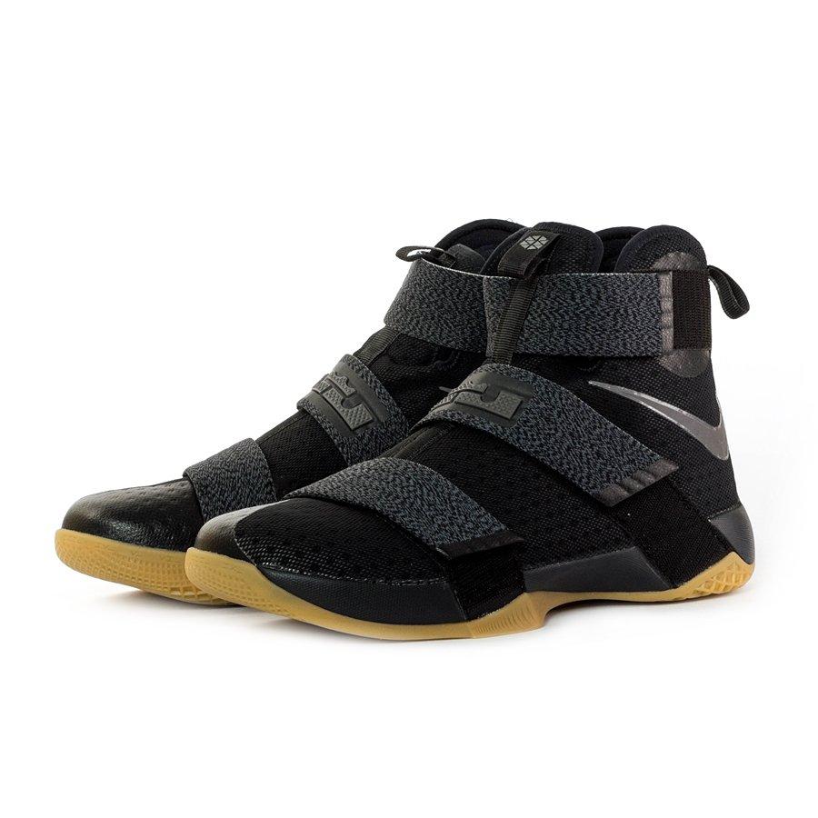 buty do koszykówki nike lebron soldier 10 black
