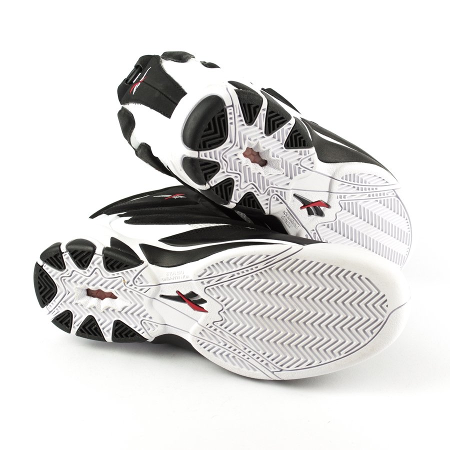 Buty do koszykówki Reebok The Blast black white red