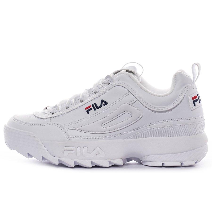 e82edc42d6e3 Buty męskie Fila Disruptor Low white (1010262.FG) White