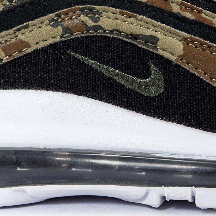 Buty męskie Nike Air Max 97 Country Camo Germany multicolor (AJ2614 204) 40