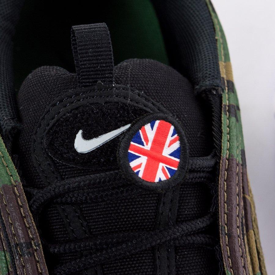 Nike Air Max 97 Country Camo UK AJ2614 201 | SneakerFiles